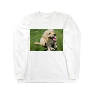 にこりちゃん Long sleeve T-shirts