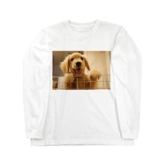 ニコニコにこり Long sleeve T-shirts
