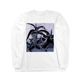 アロエ2 Long sleeve T-shirts