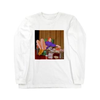 ROOM Long sleeve T-shirts