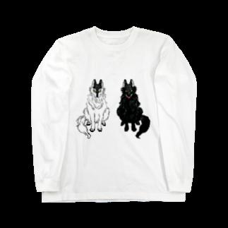 山月まりのMAKAMI Long sleeve T-shirts