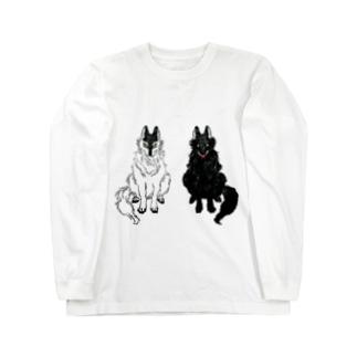 MAKAMI Long sleeve T-shirts