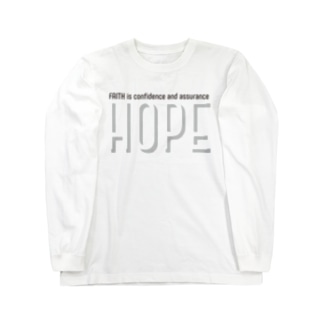 faith Long sleeve T-shirts