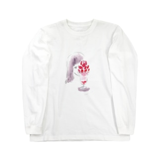itohidemi.shopのみとれる Long sleeve T-shirts
