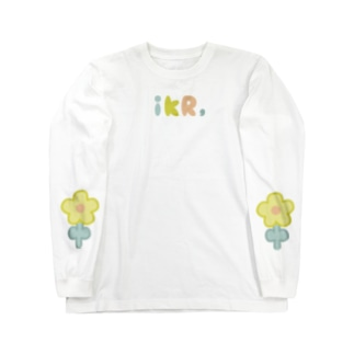 ほっこりiKR, Long sleeve T-shirts