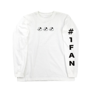 ANOTHER PACIFIC LEAGUE(パンダ) Long sleeve T-shirts