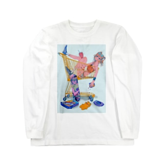 supermarket Long sleeve T-shirts
