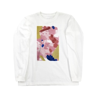CHU-SHO-GA_01_01 Long sleeve T-shirts