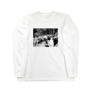 フレンズ Long sleeve T-shirts