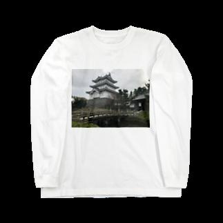 hachimitsu0502の忍城っ! Long sleeve T-shirts