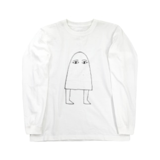 メジェド様 Long sleeve T-shirts