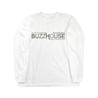BUZZ HOUSE 2nd Long sleeve T-shirts