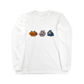 なかよし Long sleeve T-shirts