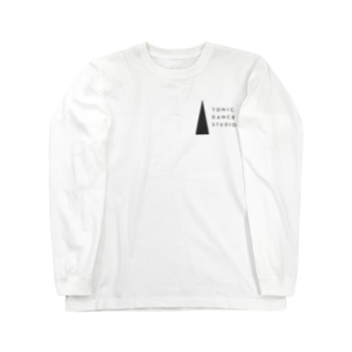 TDS 黒ロゴ ご祝儀 Long sleeve T-shirts