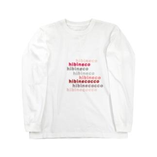 hibineco/hibinecocco Long sleeve T-shirts