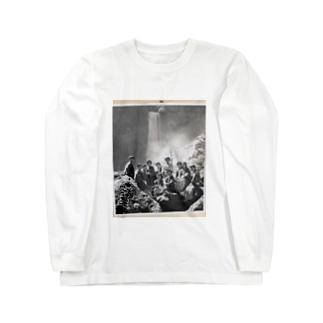 昭和初期 Long sleeve T-shirts