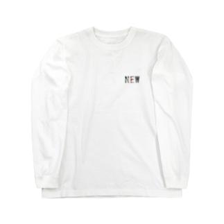 NEWギターガール Long sleeve T-shirts