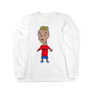 kzkさん Long sleeve T-shirts