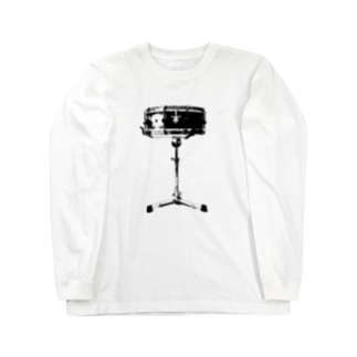 「DRUMS!!」#7 Long sleeve T-shirts