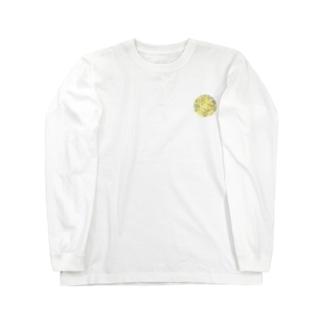 イエローダイヤモンド (小) Long sleeve T-shirts