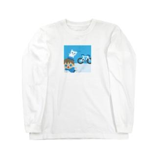 運転ボーイ! Long Sleeve T-Shirt