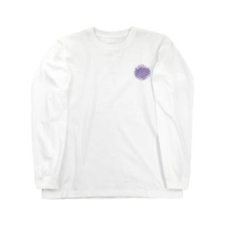 アメシスト (小) Long sleeve T-shirts