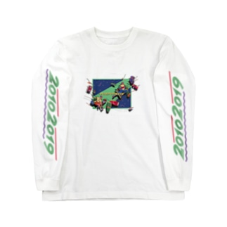 NEOPOP-L/STee Long sleeve T-shirts