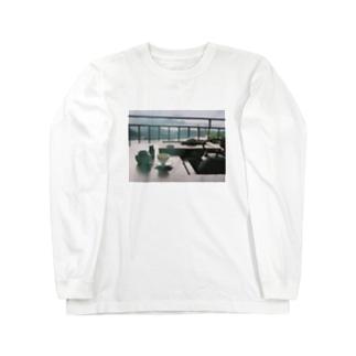 TTT(台湾茶T) Long sleeve T-shirts