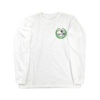 NO15-ムフロン(イラン・イラク) Long sleeve T-shirts
