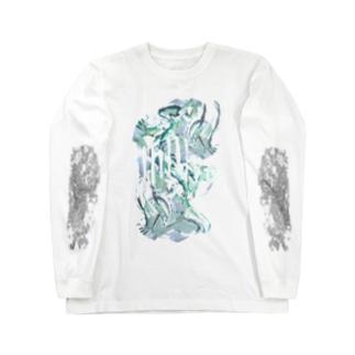 基3 Long sleeve T-shirts