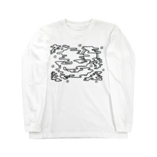 オボロヅキ Long sleeve T-shirts