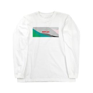 KASEI gan Long sleeve T-shirts