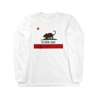 パブリックデグーグラス Long sleeve T-shirts