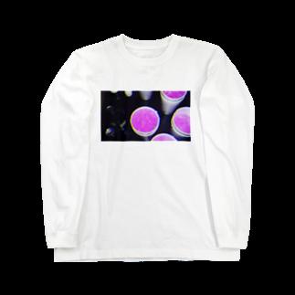 n4yaの2019 aw -Lean- Long sleeve T-shirts