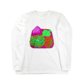 obento Long sleeve T-shirts