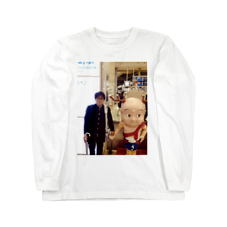 cleamvanilaの空洞 Long sleeve T-shirts