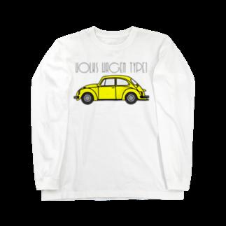 JOKERS FACTORYのVOLKSWAGEN TYPE1 Long sleeve T-shirts