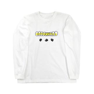 egg Long sleeve T-shirts