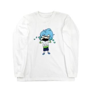 E〜Nシリーズ 数ノ子 Long sleeve T-shirts