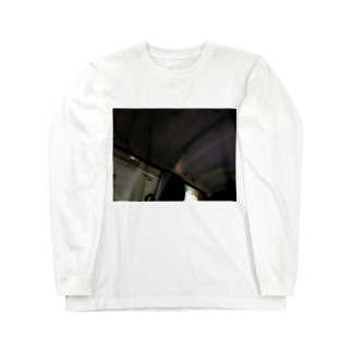 夜の車窓から Long sleeve T-shirts