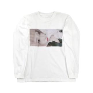 んーまんげ Long sleeve T-shirts