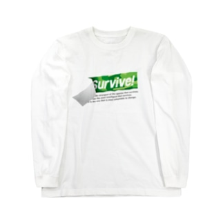 survive! 2nd Long sleeve T-shirts