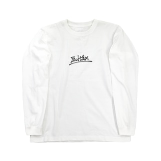 Tegaki logo Long sleeve T-shirts