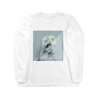 12/31迄限定販売【白,黒,バーガンディ】 Long sleeve T-shirts