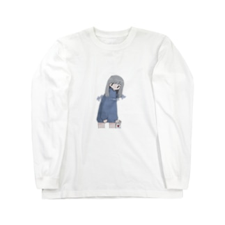 惰眠貪れ Long sleeve T-shirts