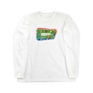 南インドのミールス Long sleeve T-shirts