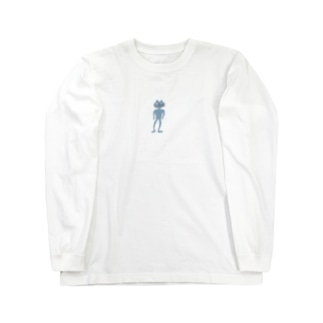 ねこちゃん Long sleeve T-shirts