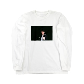包茎ボーイ Long sleeve T-shirts