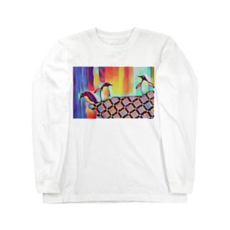 Penguins three Long sleeve T-shirts