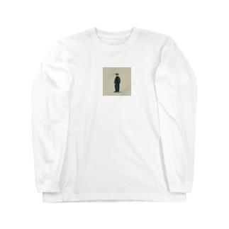 冬のCity Boy_ Long sleeve T-shirts